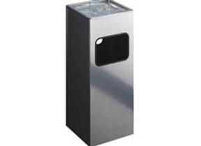 Koš odpadkový s popelníkem a pískem 1ks