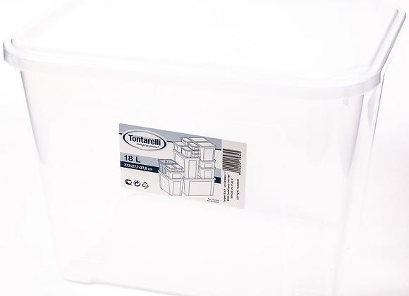 Combi Box 18L transparentní 1ks