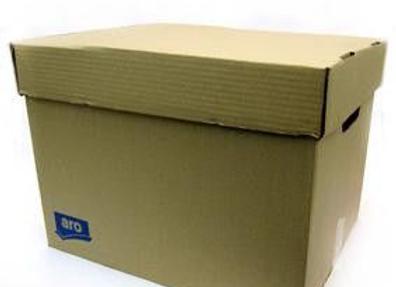 Krabice s víkem ARO 42x32,5x31cm 2ks