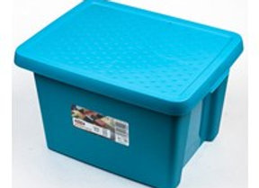 Box Essential Curver 26L modrý 1ks
