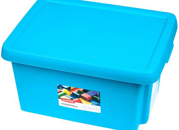 Box úložný Essentials 16L modrý 1ks