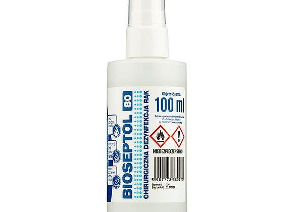 Bioseptol 80 Dezinfekce na ruce - sprej 1x100ml