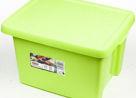 Box Essential Curver 26L zelený 1ks