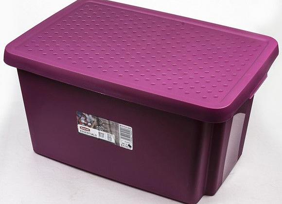 Box Essential Curver 45L fialový 1ks
