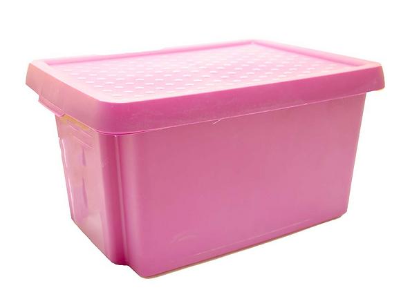 Box úložný Essentials Curver 16L fialový 1ks