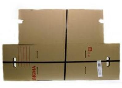 Krabice Sigma s víkem L 42x32,5x31cm 2ks