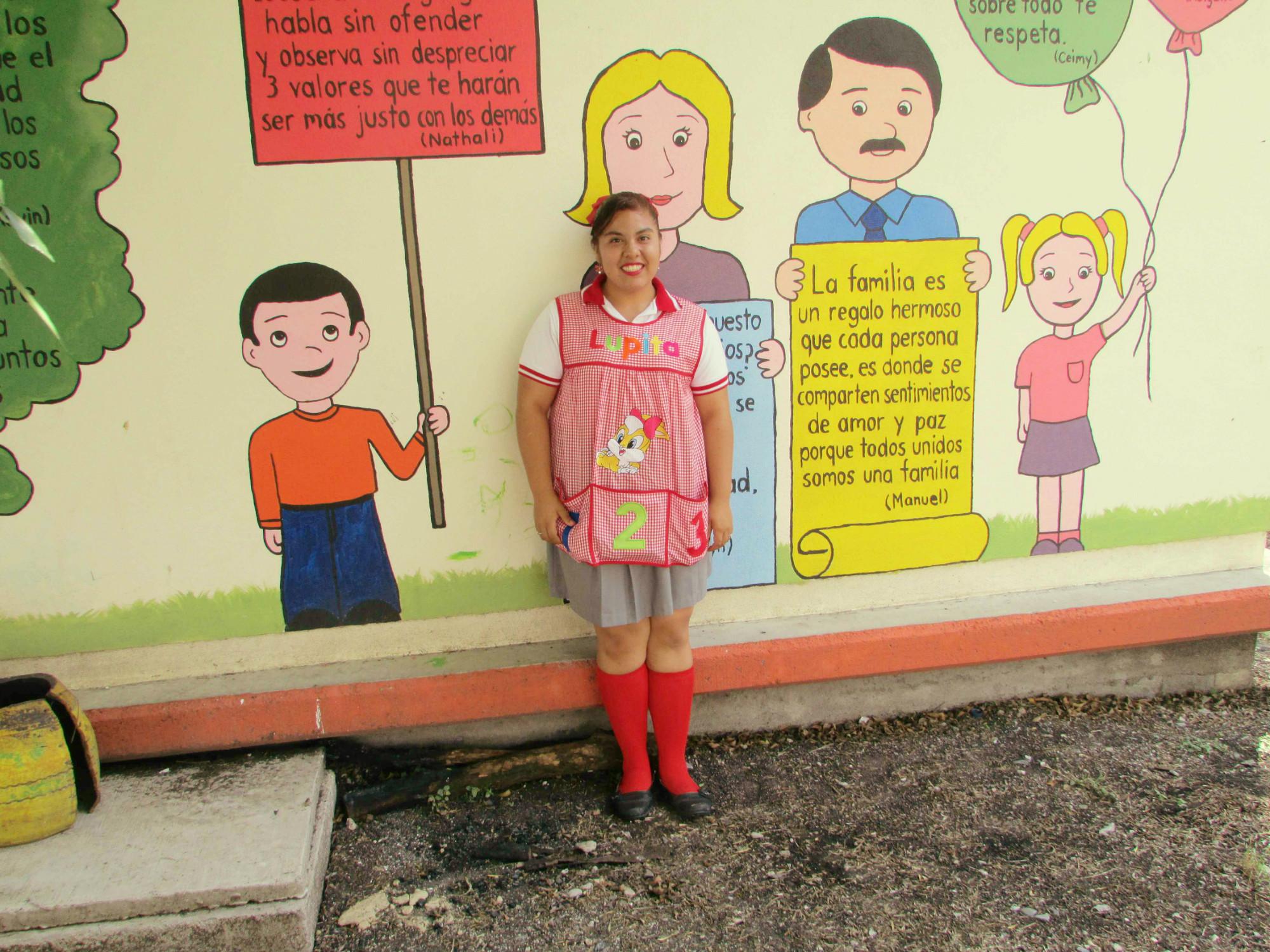 Primer Visita al Jardín de Niños