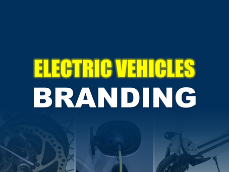 ELECTRIC VEHICLES: Top 3 BRANDING Strategies