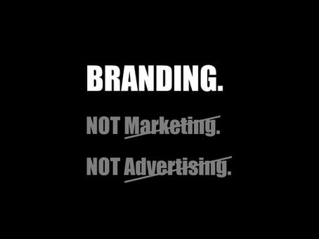 CLEAN ENERGY Branding. NOT Marketing. NOT Advertising.