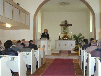 Die Kirche in Posen