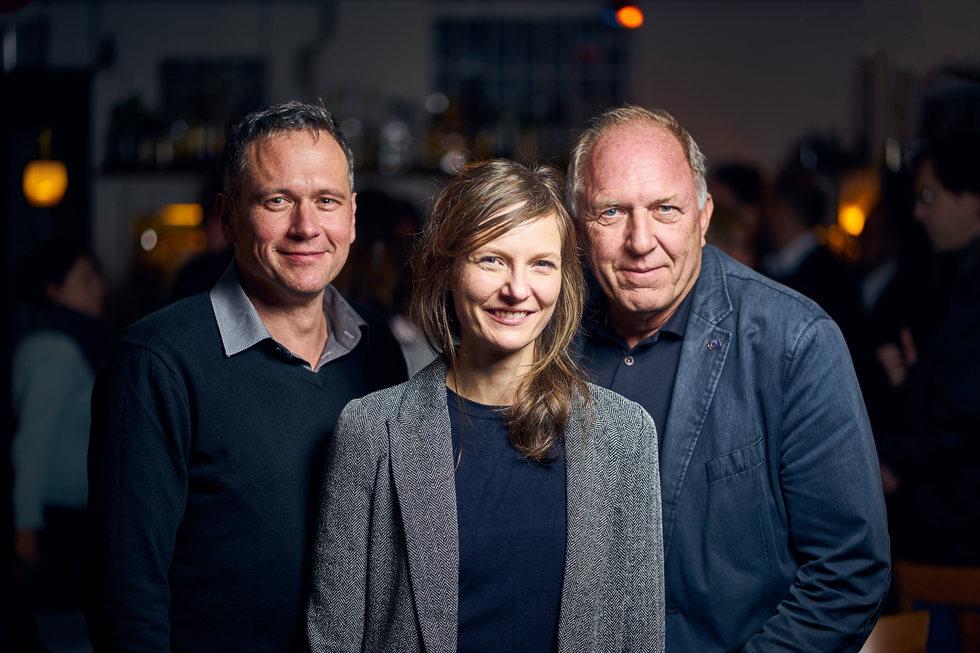 """Was uns zusammenhält. Eine Veranstaltung der Stadt Dresden zur Initiative """"Kulturhauptstadt 2025""""."""