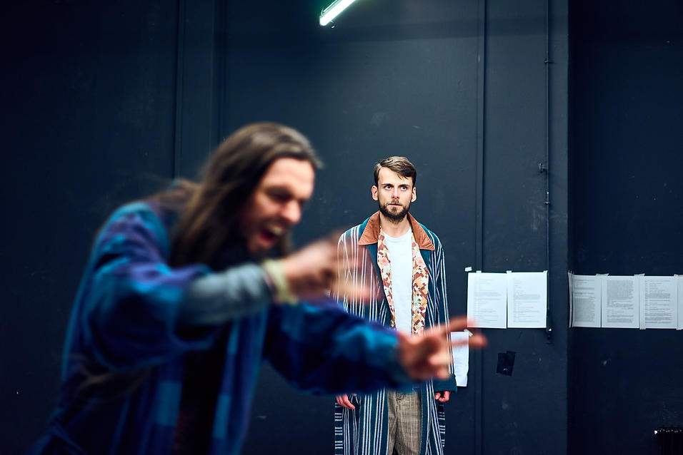 Der Amateur II. Regie: Andreas Mihan.