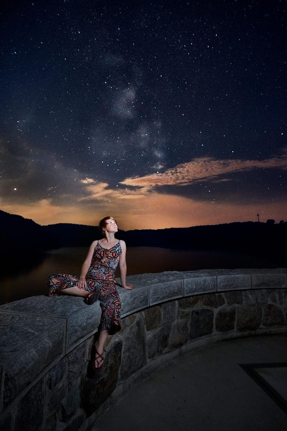 Astro-Portrait