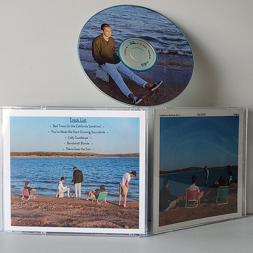 Lakeshore Archives Vol. 2 CD