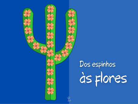 Dos Espinhos as Flores