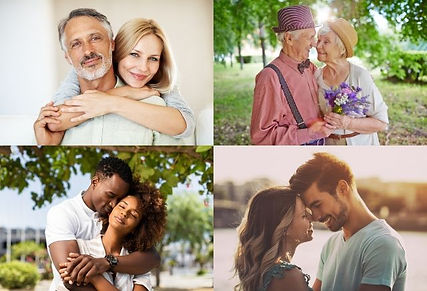 Great couples of all ages.