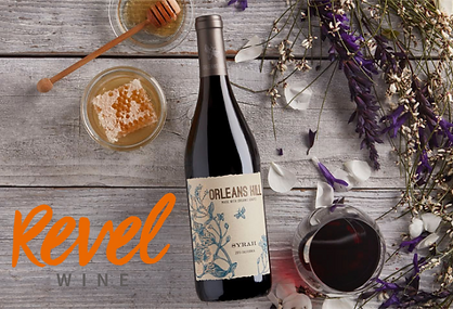 Wine offered on Revel Wine's website