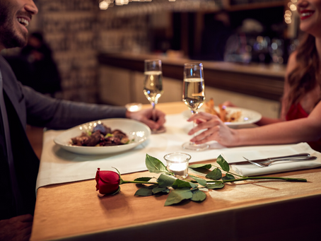 Survey: 87% Of Couples Still Planning Date Nights Out