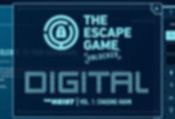 The Escape Games online digital escape room.