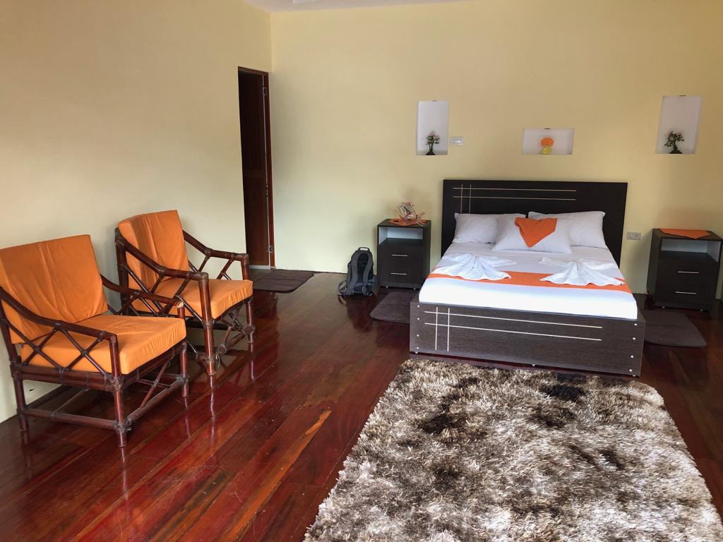 Samona Lodge New Rooms