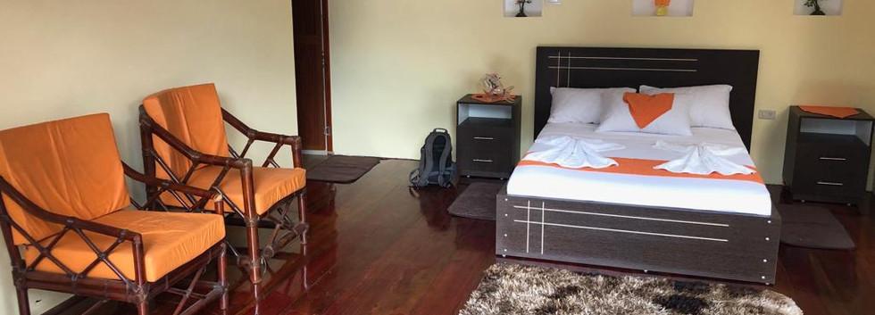 Samona Lodge New Rooms