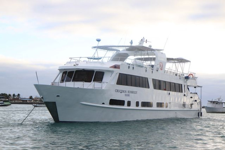 Humboldt Explorer Yacht