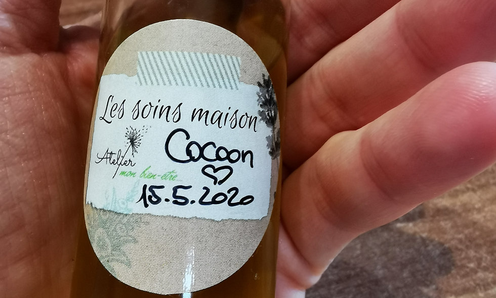 COCOON huile cicatrice