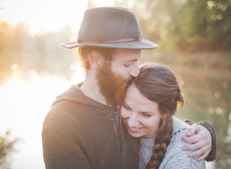 Relacionamento amoroso satisfatório