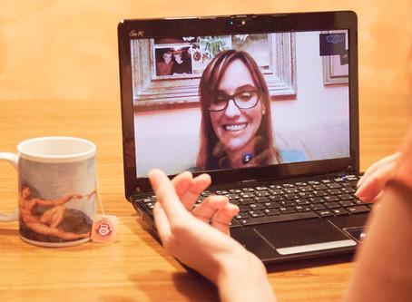 O que esperar de sua primeira experiência de terapia online