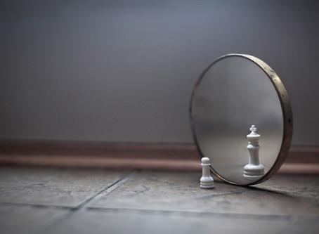 Já se olhou no espelho hoje?