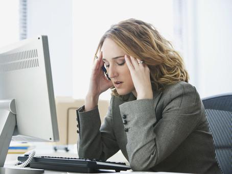 6 sintomas comuns de ansiedade