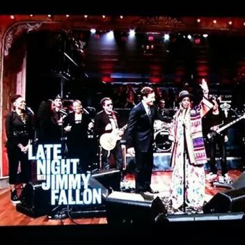 Jimmy Fallon Show NYC