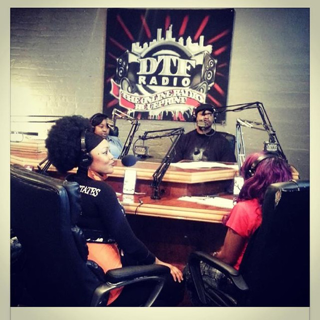 DTF Radio Station, Brooklyn, NY