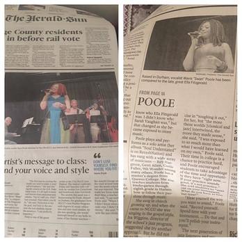 The Herald Sun Paper, Durham, NC