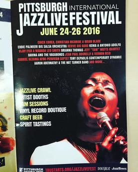 Pittsburgh JazzLive Festival