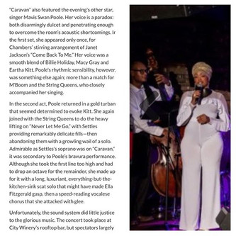 DownBeat Magazine Article