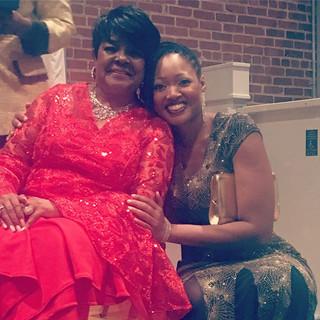 Shirley Caesar and SWAN, Durham, NC