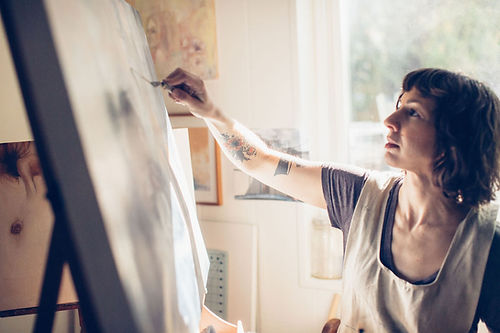 Andrea-Shear-art-artist-studio_painting.