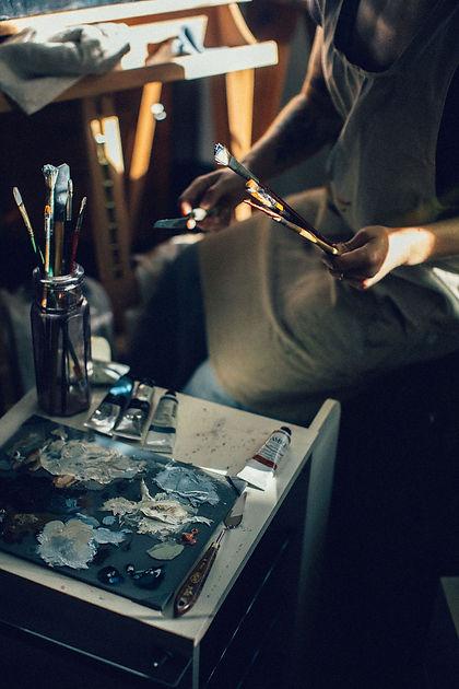Andrea-Shear-art-artist-studio-painting-