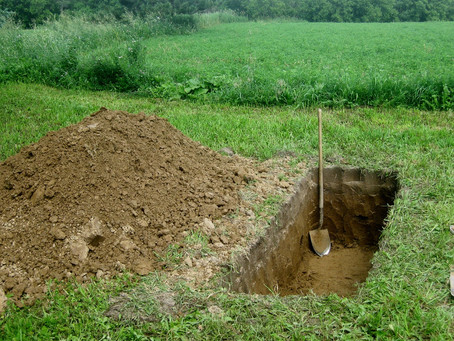 Dig My Own Grave!