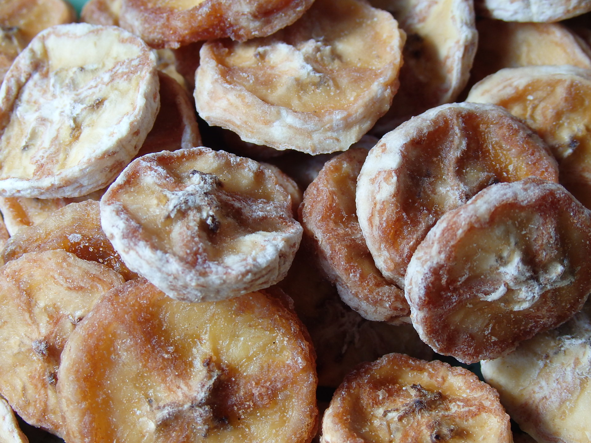 Chewy Banana Chips