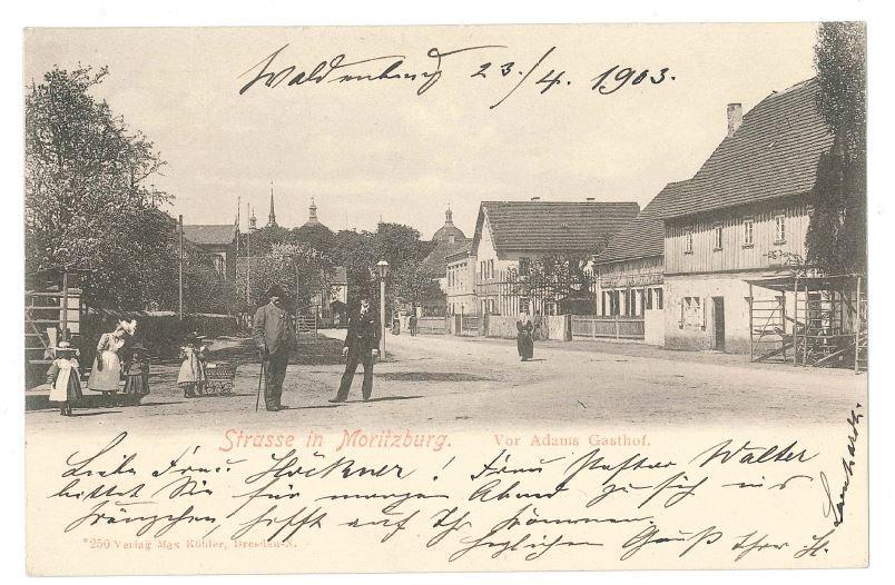 Ortsführung Moritzburg - auf Anfrage