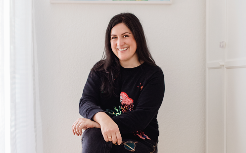 Maria-Paz Hornisch, Photo: Lisa Hantke