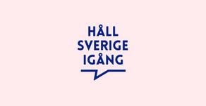 Håll Sverige igång – ett initiativ för att stötta Sveriges företag