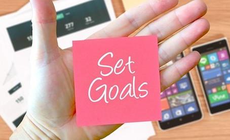 Goal Setting 1-2-3: A Little Business TLC
