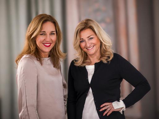 Fler kvinnliga ledare – Möt grundarna av Women For Leaders – Jeanna Rutherhill & Eva Ekedahl