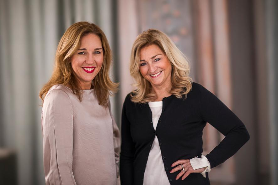 Jeanna Rutherhill & Eva Ekedahl