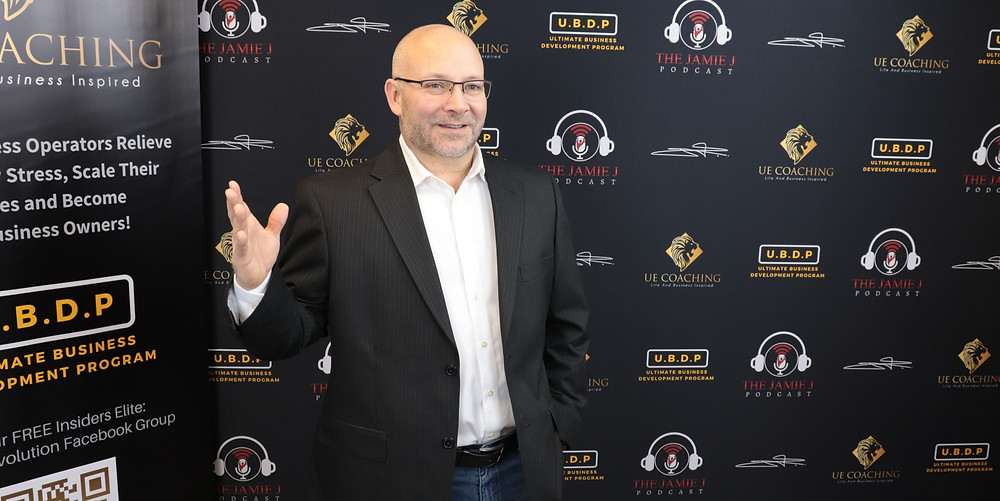 Jamie Adamchuk, Founder of UE_Coaching