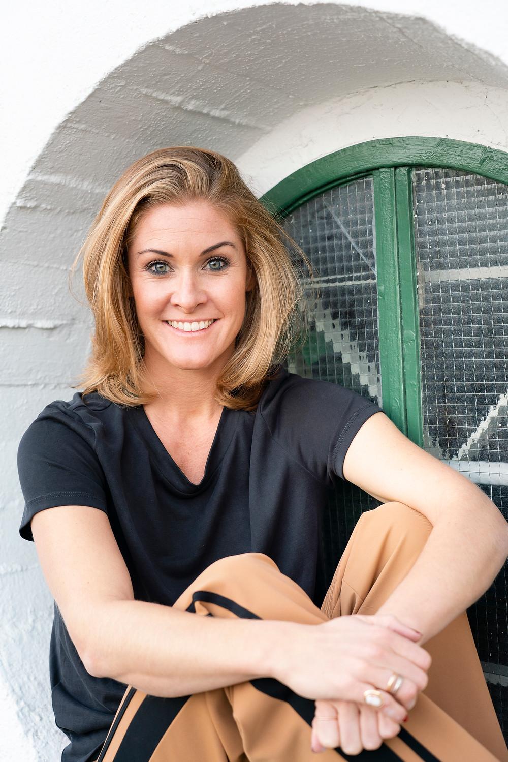 Marie Jansson, Healingakademin Foto: Mats W Nilsson