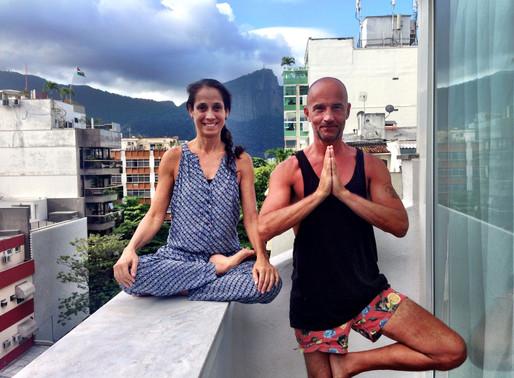 Yogarebellens Technoyoga - Energikick För Näringslivet